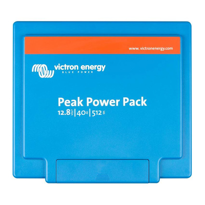 Victron Lithium Peak Power Pack LiFePO4 12,8V/40Ah 512Wh