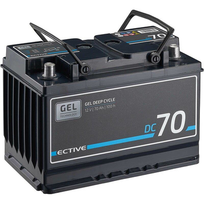 ECTIVE DC 70 Gel 70 Ah