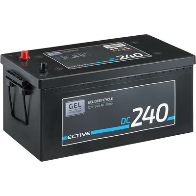 ECTIVE DC 240 Gel 240 Ah