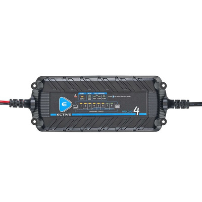 ECTIVE Proload 4.0 - 4Amp - für 6 / 12V Batterie